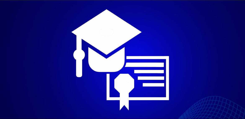 Cronograma de emissão de diplomas atualizado