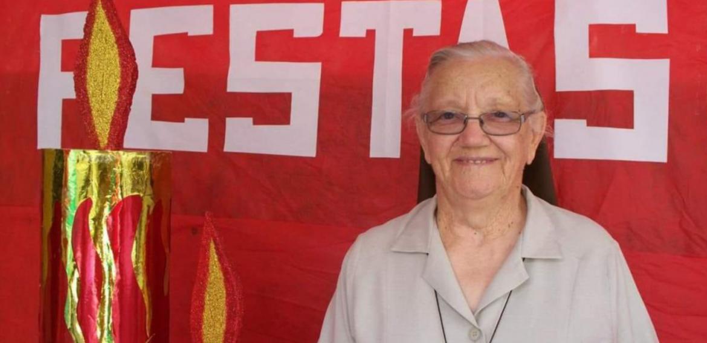 Morre aos 95 anos a Irmã Odiliana Smits, um dos símbolos da educação de Pão de Açúcar